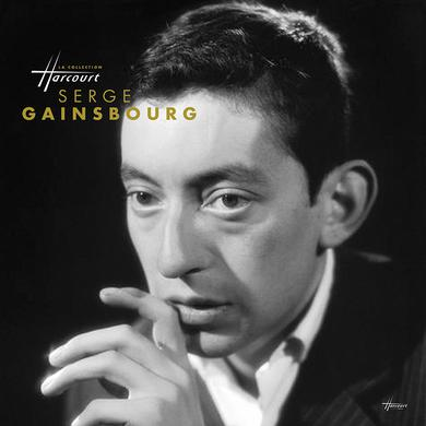 Serge Gainsbourg LA COLLECTION HARCOURT Vinyl Record