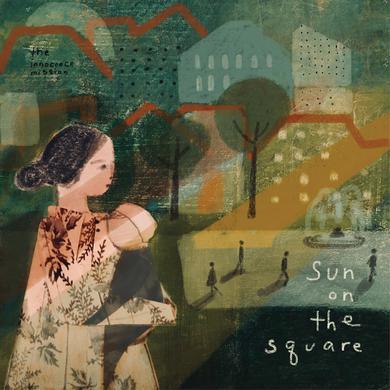 Innocence Mission SUN ON THE SQUARE Vinyl Record