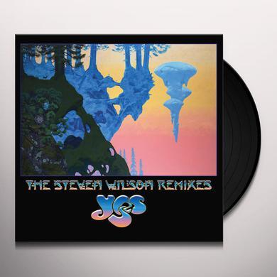 Yes STEVEN WILSON REMIXES Vinyl Record