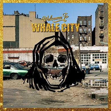 Warmduscher WHALE CITY Vinyl Record