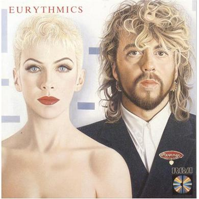 Eurythmics REVENGE Vinyl Record