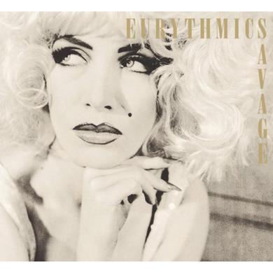 Eurythmics SAVAGE Vinyl Record