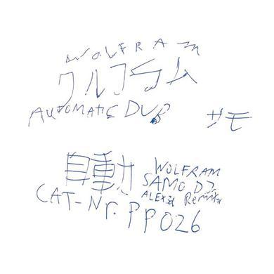 Wolfram AUTOMATIC DUB Vinyl Record