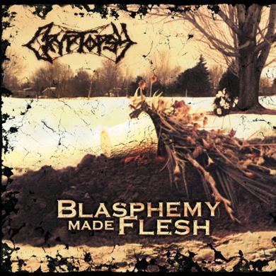 Cryptopsy BLASPHEMY MADE FLESH Vinyl Record