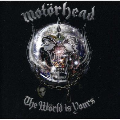 Motorhead WORLD IS YOURS Vinyl Record