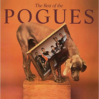 BEST OF THE POGUES Vinyl Record