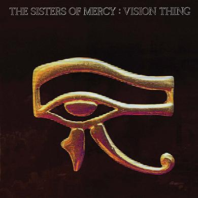 Sisters Of Mercy VISION THING Vinyl Record