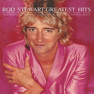 Rod Stewart GREATEST HITS VOL 1 Vinyl Record