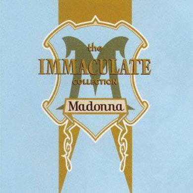 Madonna IMMACULATE COLLECTION Vinyl Record