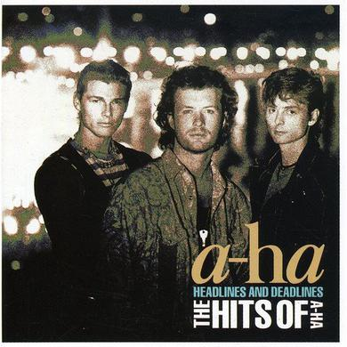 HEADLINES & DEADLINES: THE HITS OF A-HA Vinyl Record