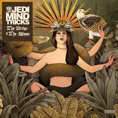 Jedi Mind Tricks THE BRIDGE & THE ABYSS Vinyl Record