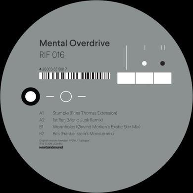 Mental Overdrive EPILOGUE: REMIXES PART 2 Vinyl Record