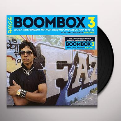 SOUL JAZZ RECORDS PRESENTS BOOMBOX 3: EARLY Vinyl Record