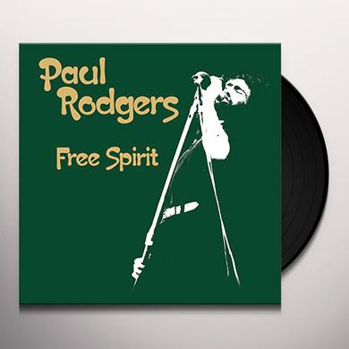 Paul Rodgers FREE SPIRIT Vinyl Record