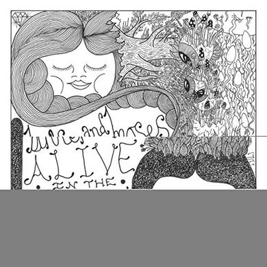 BINKER & MOSES ALIVE IN THE EAST Vinyl Record