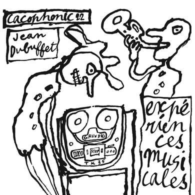 EXPERIENCES MUSICALES DE JEAN DUBUFFET Vinyl Record