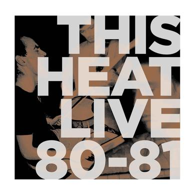 This Heat LIVE 80 - 81 Vinyl Record