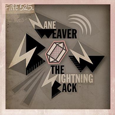 Jane Weaver LIGHTNING BACK Vinyl Record