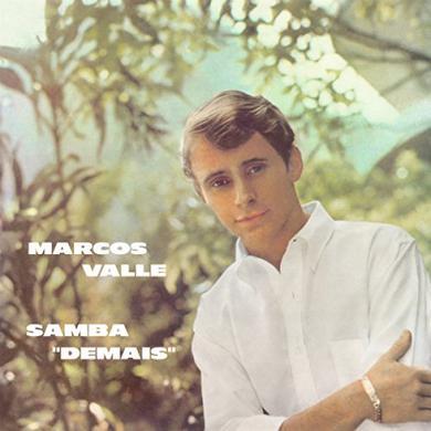 Marcos Valle SAMBA DEMAIS Vinyl Record