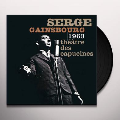 Serge Gainsbourg THEATRE DES CAPUCINES Vinyl Record