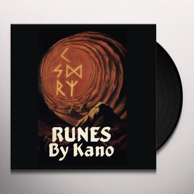 Kano RUNES Vinyl Record