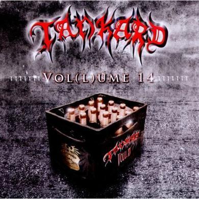 Tankard VOL(L)UME 14 (RED VINYL) Vinyl Record