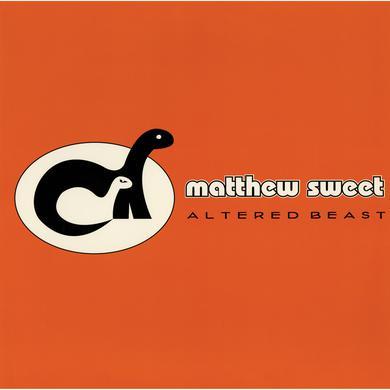 Matthew Sweet ALTERED BEAST Vinyl Record