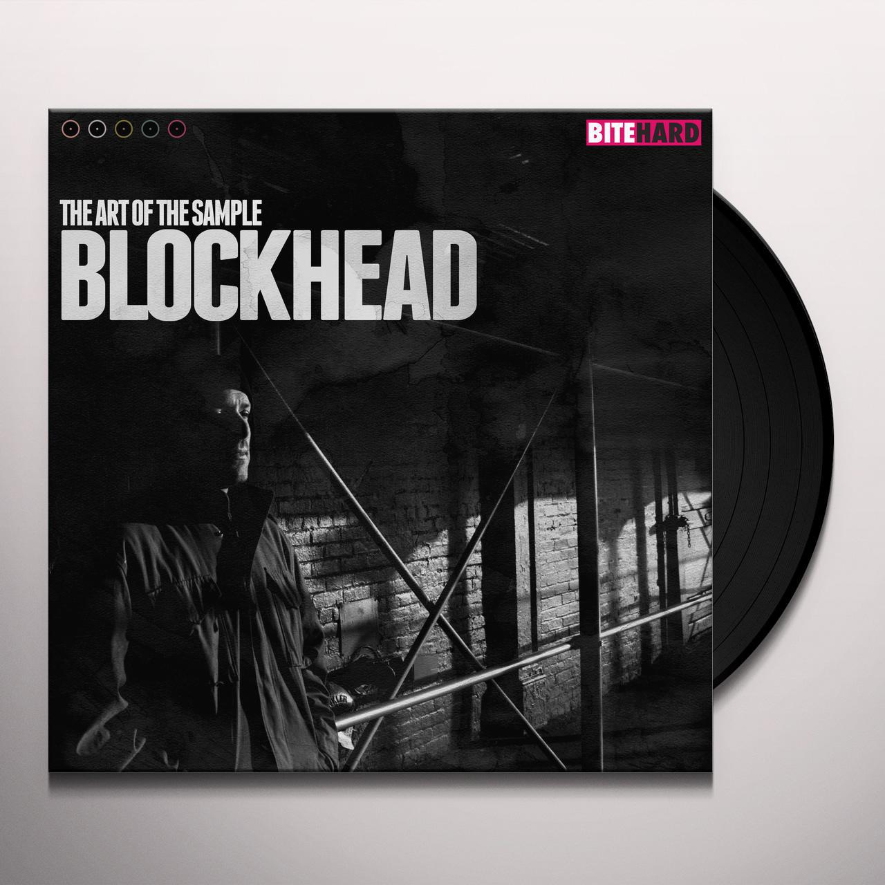 Blockhead ART OF THE SAMPLE Vinyl Record