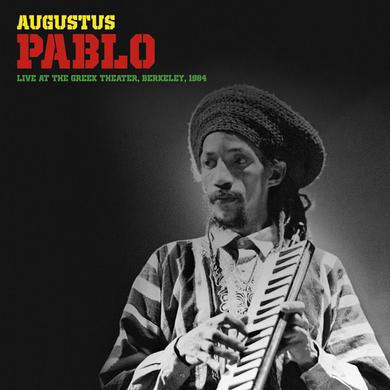Augustus Pablo LIVE AT THE GREEK THEATER Vinyl Record