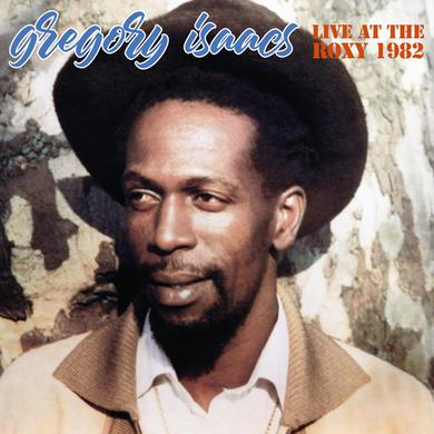 Gregory Isaacs LIVE AT THE ROXY Vinyl Record