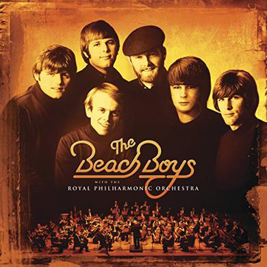 BEACH BOYS WITH THE ROYAL PHILHARMONIC ORCHESTRA Vinyl Record
