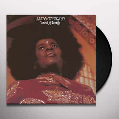 Alice Coltrane LORD OF LORDS Vinyl Record