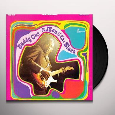 Buddy Guy MAN & THE BLUES Vinyl Record