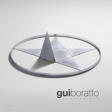 Gui Boratto PENTAGRAM Vinyl Record
