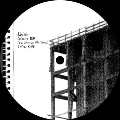 Kaiser DEBRIS Vinyl Record
