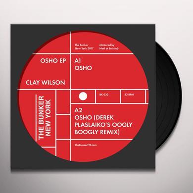 Clay Wilson OSHO Vinyl Record