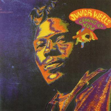 Junior Wells COMING AT YOU Vinyl Record