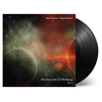 Klaus Schulze DARK SIDE OF THE MOOG VOL 1: WISH YOU WHERE THERE Vinyl Record