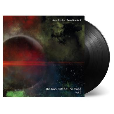 Klaus Schulze DARK SIDE OF THE MOOG VOL 2: SAUCERFUL OF AMBIENCE Vinyl Record