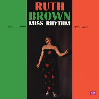 Ruth Brown MISS RHYTHM Vinyl Record