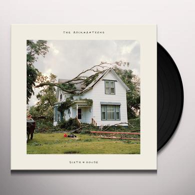 Rock-A-Teens SIXTH HOUSE Vinyl Record
