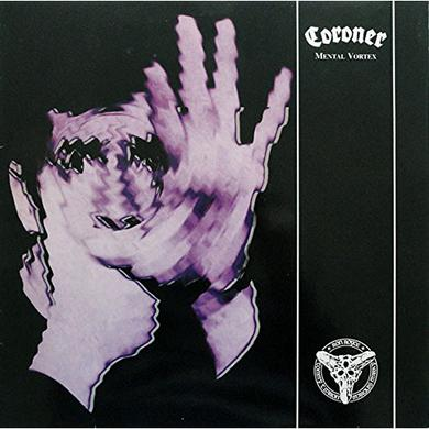 Coroner MENTAL VORTEX Vinyl Record