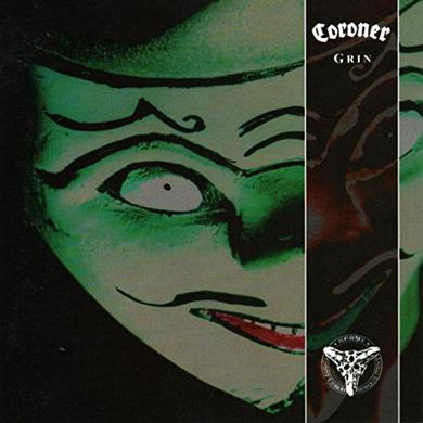 Coroner GRIN Vinyl Record