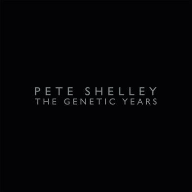 Pete Shelley GENETIC YEARS Vinyl Record