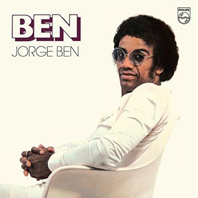 Jorge Ben BEN Vinyl Record
