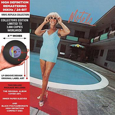 MOTELS Vinyl Record