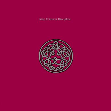 King Crimson DISCIPLINE Vinyl Record