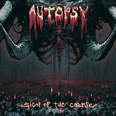 Autopsy SIGN OF THE CORPSE Vinyl Record