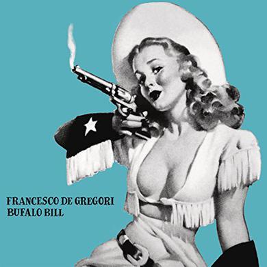 Francesco De Gregori BUFALO BILL Vinyl Record