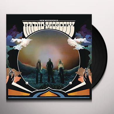 Radio Moscow NEW BEGINNINGS Vinyl Record